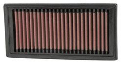 K&N air filter 33-2952 for the Vauxhall Agila, Suzuki Swift, Opel Agila and Maruti Suzuki Swift