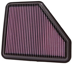 Replacement air filter for late model Toyota Diesel Corollas, Auris, and Avensis