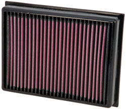 K&N's 33-2957 replacement air filter for the 2004-2009 Citroen and the 2005-2007 Peugeot