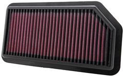 K&N's 33-2960 replacement panel air filter