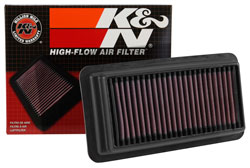 Boost power in your FC1 / FC3 / FK7 Honda L15B7 1.5L Turbo with a K&N Replacement Air Filter
