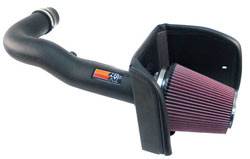 K&N Performance Air Intake Kit for 2006 Ford F-150