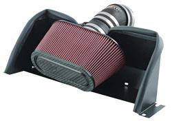 K&N Engineering 57-3055 air intake system for 2005 and 2005 Chevrolet SSR 6.0 liter V8 engine