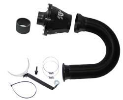 57A-6013 K&N performance intake system for Volkswagen Diesel Golf and Bora