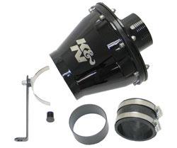 57A-6016 K&N performance intake system