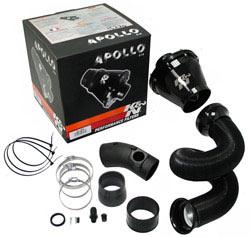 K&N Apollo Intake Kit for Lotus Elise