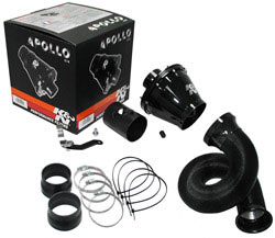 K&N 57A-6044 Performance Intake Kit for a range of 2007 - 2009 Subaru Impreza WRX and H4 makes and models