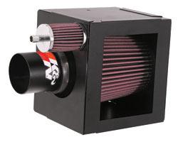 K&N's 63-1120 performance intake system for 2008 to 2012 Polaris Ranger RZR 800
