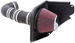 K&N's 63-3071 air intake system for the 2008 and 2009 Pontiac G8 with a 6.0 liter engine