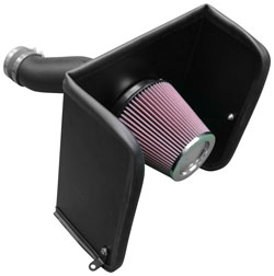 The 63-6020 intake system