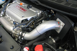 A K&N Typhoon Intake can add an estimated 7-hp to the Honda Civic Si K20Z3 2.0L