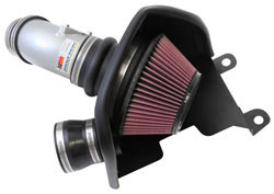 Give your Honda Civic Si K24Z7 2.4L VTEC up to 10-hp with a K&N Typhoon Performance Intake
