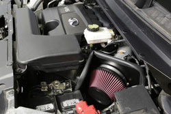 Image of the 69-7084TS installed in a vehicle