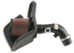 K&N Engineering 69-8757TTK air intake system for the Toyota Corolla with a 1.8 liter engine