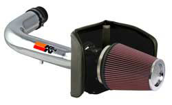 K&N 77-2557KP Air Intake Kit for the 2004, 2005 Ford F150