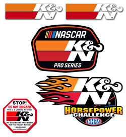 knfilters com register free kn decal