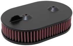 K&N Replacement Air Filter for several Arctic Cat ATV