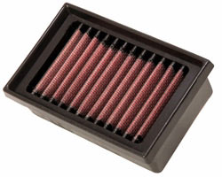 Air Filter for 2007 to 2010 BMW G650 XChallenge, XCountry, and XMoto Motorcycles.