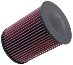 K&N's Lifetime Replacement Air Filter for 2007 through 2016 Ford C-Max