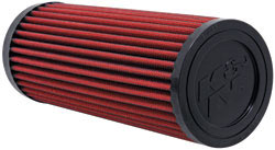 K&N light industrial replacement air filter, part number E-4962