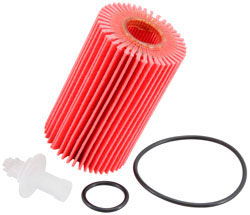 K&N PS-7018 cartridge oil filter for several 2007-2013 Toyota and Lexus Vehicles