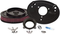 K&N custom intake assembly RK-3930 for Harley-Davidson Touring Models