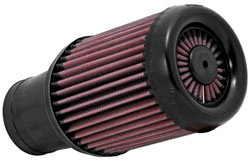 K&N universal XStream Clamp-on air filter, part number RX-5179