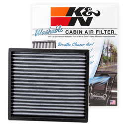 K&N Washable Cabin Filter