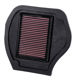 K&N's Lifetime Replacement Air Filter YA-7007 for Yamaha YFM700F Grizzly 4X4