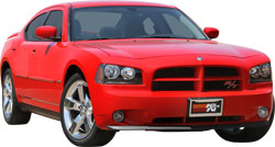 2007 Dodge Charger with K&N Air Filter