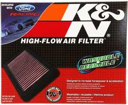 K&N 33-2431 Ford Mustang Air Filter Box