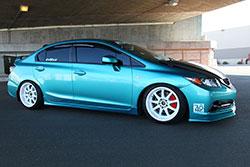 Honda Civic Aftermarket Parts >> K N Performance Parts For Honda Civic Add Power Protection