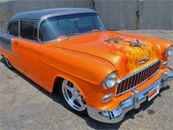 K&N built 1955 Chevrolet