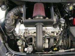 Chevrolet Hhr 2 4l Gets 9 More Hp Flies With Unique K N