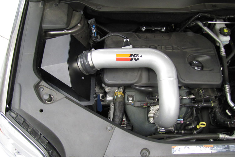 2010 to 2016 chevy equinox and gmc terrain get simple to install ...  k&n