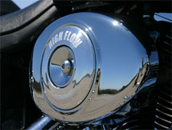 Harley Davidson Dyna Air Cleaner Assembly