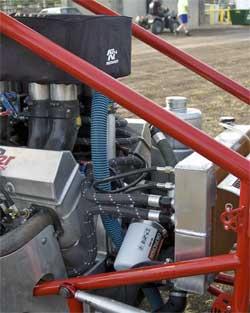 Jonathan Allard uses K&N Engineering Products