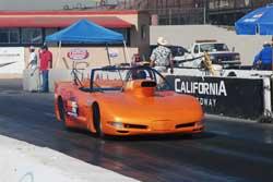 K&N's Bob Harris' 2000 Chevy Corvette