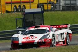 Balfe Motorsport Team Saleen S7R