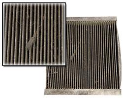 K/&N VF1011 Cabin Air Filter for Ford Explorer//Taurus//Lincoln MKT
