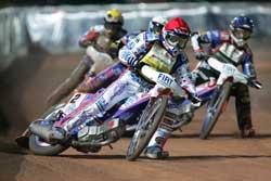 Jason Crump 16-time Grand Prix Champion