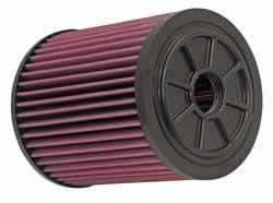 K/&N Filters SU-6303 Replacement Air Filter Fits Suzuki AN650A//AN650 Burgman