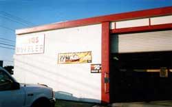 King's Muffler, Bakersfield California