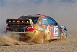 CPD Racing head to Rally America Series