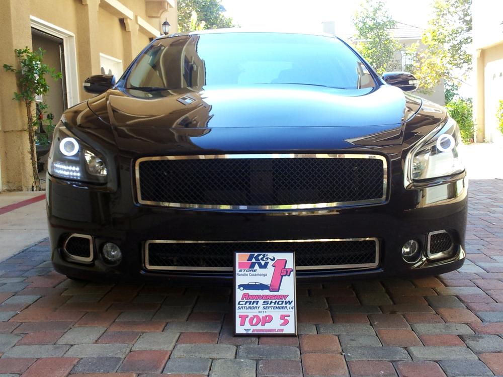 Custom Nissan Maxima >> Team Hybrid S Sean Sheppard Shows Off His Customized 2010