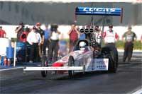 Lucas Oil Top Fuel Dragster
