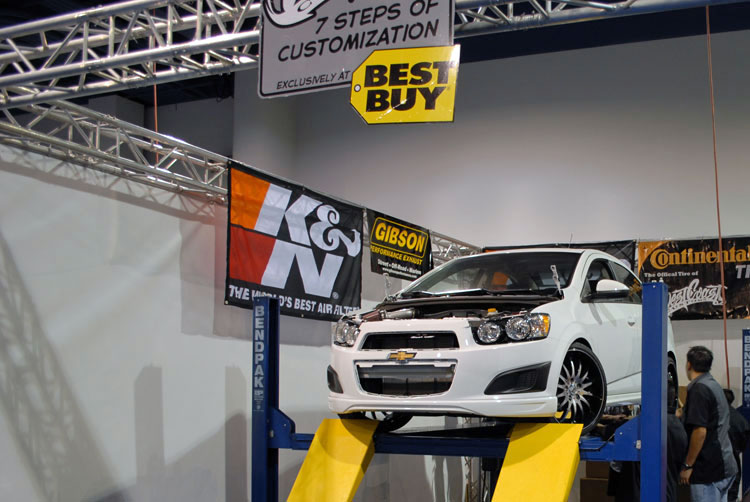 West Coast Customs Wcc Debuts Their 7 Steps To Customization Program At Sema