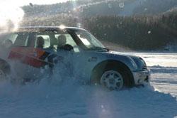 Aaltonen Motorsport's' Arctic Driving Experience