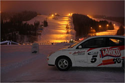 The Aaltonen Arctic Driving Experience was introduced in 1991