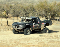 Torchmate Racing scores a podium finish in the grueling Baja 500, photo by Nick Socha